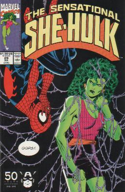 Sensational She-Hulk Vol 1 29