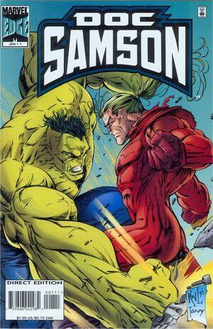 Doc Samson Vol 1 1