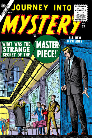 Journey into Mystery Vol 1 27