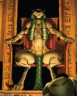 Bast (Goddess) (Earth-616) from Fantastic Four Vol 1 608 001