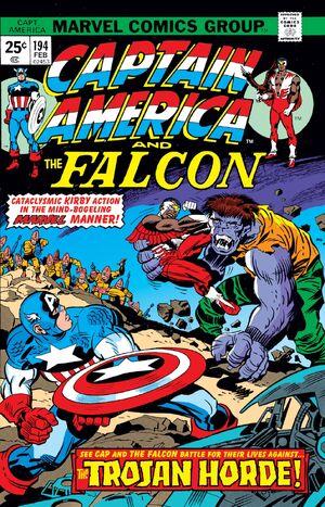 Captain America Vol 1 194