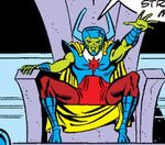 Suzerain (Earth-616) from Marvel Two-In-One Annual Vol 1 3 0001