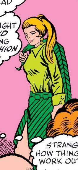 Denise Vladimir (Earth-616) from Avengers Vol 1 167 001