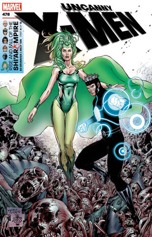 Uncanny X-Men Vol 1 478