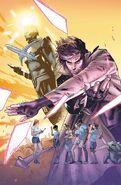 Gambit Vol 5 8 Textless