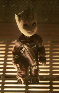 Groot (Earth-199999) from Guardians of the Galaxy Vol. 2 (film) 002