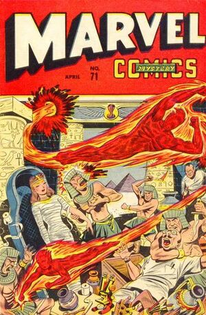 Marvel Mystery Comics Vol 1 71