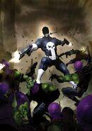 Punisher War Journal Vol 2 25 Textless