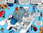 Rosebud II from Fantastic Four Vol 1 337