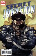 Secret Invasion Vol 1 4 Leinil Yu Variant