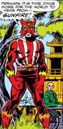 Shiro Yoshida (Earth-616) from Giant-Size X-Men Vol 1 1 0001