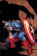 Captain America Vol 6 8 Textless