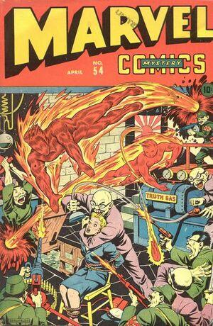 Marvel Mystery Comics Vol 1 54