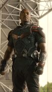Samuel Wilson (Earth-199999) from Avengers- Age of Ultron