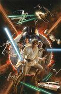 Star Wars Vol 2 1 Ross Variant Textless