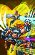 Ultimate X-Men Vol 1 2 Textless