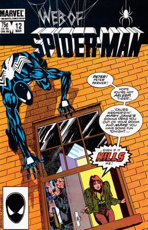 Web of Spider-Man Vol 1 12