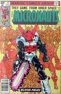Micronauts Vol 1 12