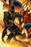 New Avengers Vol 1 4 Textless Jim Cheung Variant