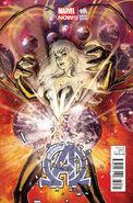 New Avengers Vol 3 4 Stephane Roux Variant