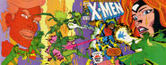 X-Men Collector's Edition.Vol 1 4 Fold-Out Cover