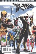 X-Men Legacy Annual Vol 1 1