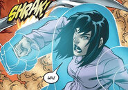 Hisako Ichiki (Earth-616) from New X-Men Vol 2 23 0001