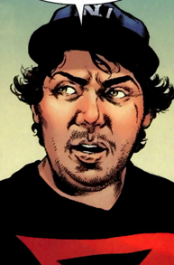 File:Mike (Comic Book Vendor) (Earth-616) from Amazing Spider-Man Vol 1 565 001.png