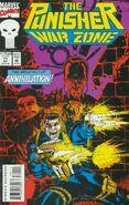 Punisher War Zone Vol 1 17