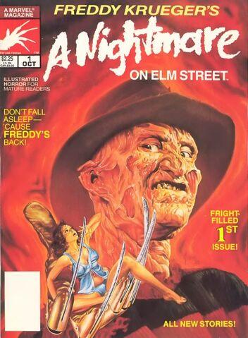 File:Freddy Krueger's A Nightmare on Elm Street Vol 1 1.jpg