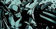 James Howlett (Earth-10710) from X-Men Blind Science Vol 1 1 0002