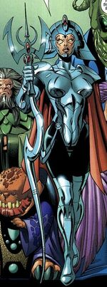 Lilandra Neramani (Earth-552) Exiles Vol 1 88