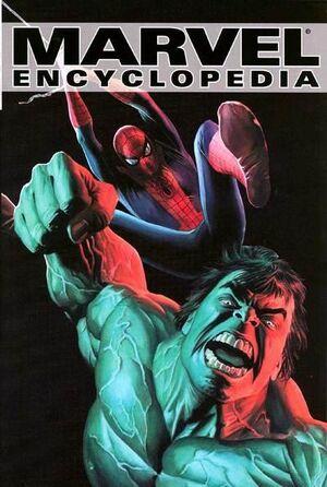 Marvel Encyclopedia Vol 1