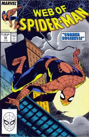 Web of Spider-Man Vol 1 49