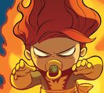 Jean Grey (Earth-71912) from A-Babies vs. X-Babies Vol 1 1 001