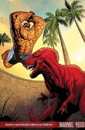 Marvel Adventures Fantastic Four Vol 1 41 Textless