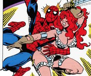 Spider-Man and Red Sonja from Marvel Team-Up Vol 1 79 002