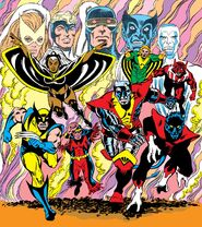 X-Men (Earth-616) from Giant-Size X-Men Vol 1 1 0001