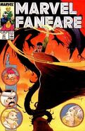 Marvel Fanfare Vol 1 37