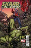 Skaar King of the Savage Land Vol 1 3