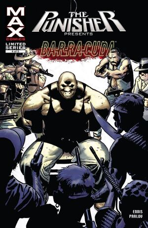 Punisher Presents Barracuda MAX Vol 1 4