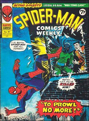 Spider-Man Comics Weekly Vol 1 97