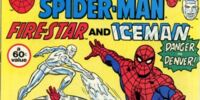Spider-Man Firestar Iceman Danger in Denver Vol 1 1
