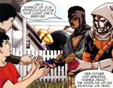 Tako Shamara (Earth-616) from Avengers The Initiative Vol 1 12 0001