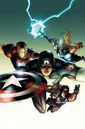 Ultimate Avengers vs. New Ultimates Vol 1 2 Textless