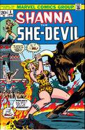 Shanna, The She-Devil Vol 1 3