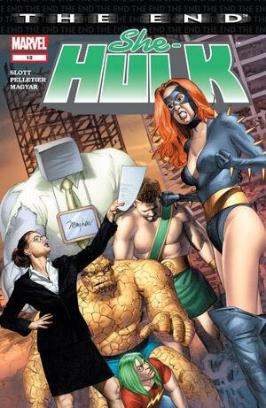She-Hulk Vol 1 12