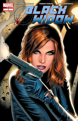 Black Widow Vol 3 2