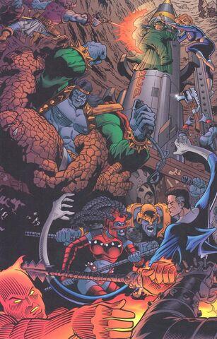 File:Fantastic Four (Earth-616), Harvey Elder (Earth-616) and Atalon (Earth-93060) from Battlezones Dream Team 2 Vol 1 1 0001.jpg