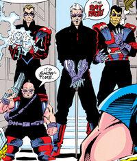 Rat Pack (Earth-928) X-Men 2099 Vol 1 2